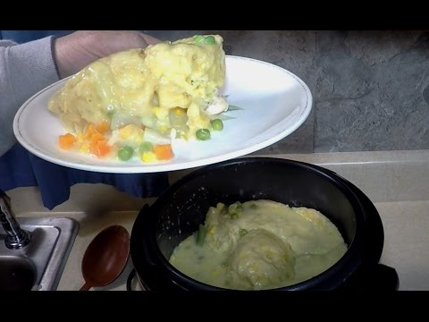 Chicken Pot Pie in a Pressure Cooker Cuisinart
