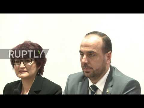 Switzerland: HNC meet with de Mistura in Geneva as Syria peace talks continue
