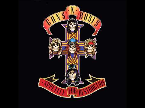Welcome to the jungle – Guns N' Roses (Appetite for Destruction)