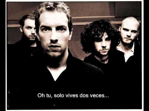 Coldplay - You Only Live Twice (Nancy Sinatra) (Subtitulos Español)