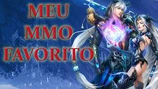 Meu MMORPG favorito! - Perfect World