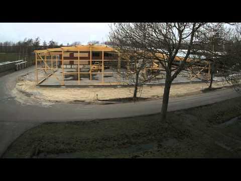 Gebr. Schütt KG - Anbau einer Halle auf unserem Betriebsgelände