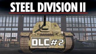 Steel Division 2 - Nouveau DLC Divisions Russes !! (ep.2)