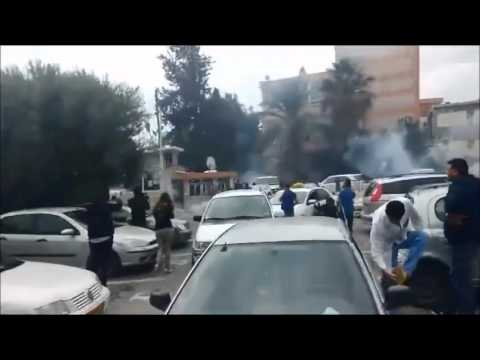 Israeli forces attack medical staff at Jerusalem