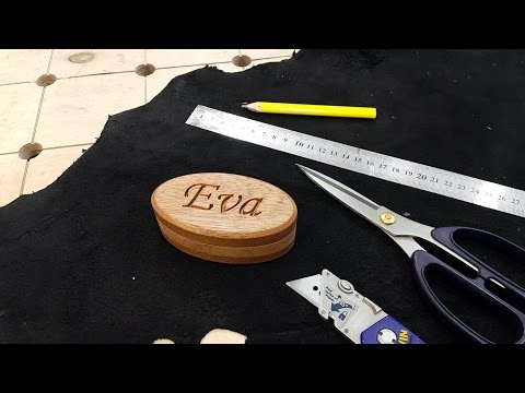 CNC Wooden Jewelry Box