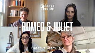 Romeo & Juliet Creative Team Talk: Making Theatre for Film
