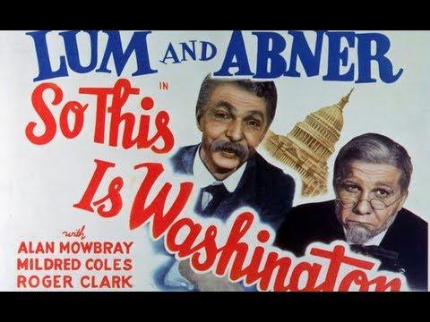 So This is Washington (1943) - Full Movie