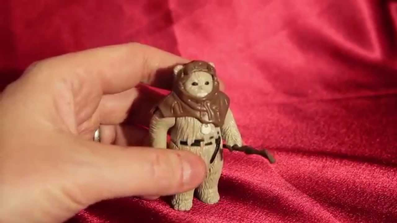 Star Wars 80s Toys : Vintage s chief chirpa ewok kenner toys star wars action