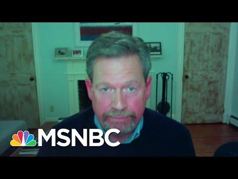 Mark Salter: Donald Trump's 'Fragile Psyche Takes Nourishment From Our Distress' | Deadline | MSNBC