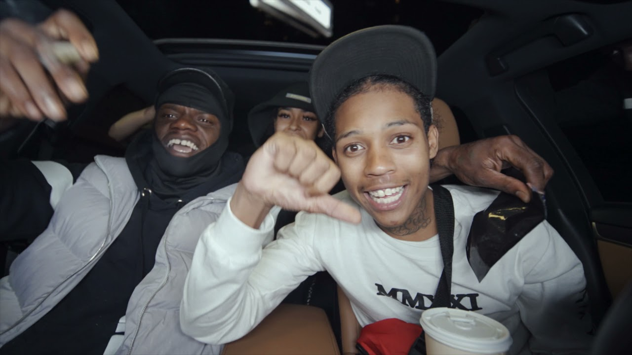 Lefty Gzz - O In The Trunk (B Lovee Diss) (Shot by George Buford)