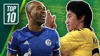 Hundebisse, Nebelschlachten und Torwarttore! Top 10 Revierderbys! BVB vs. Schalke 04