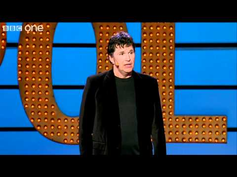 Stewart Francis 'My Dad Doesn't Like Me Very Much' - Live at the Apollo Series 6 Ep 3 - BBC One