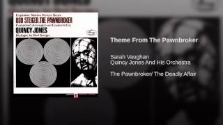 Theme From The Pawnbroker