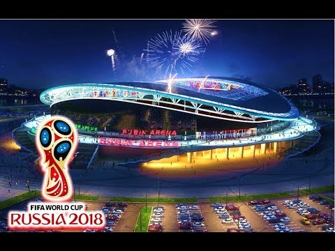 Los estadios de Moscú están listos para el Mundial Rusia 2018 from YouTube · Duration:  3 minutes 2 seconds