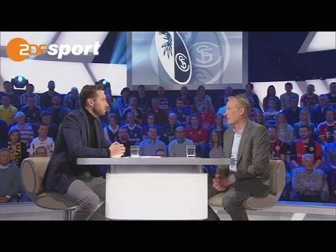 Christian Streich zu Gast (18.03.2017) | das aktuelle sportstudio - ZDF