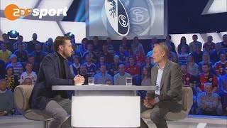 Christian Streich zu Gast (18.03.2017)   das aktuelle sportstudio - ZDF