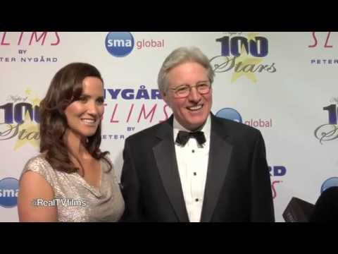 Bruce Boxleitner , Verena King, Night of 100 Stars 2015