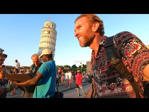 Exploring Pisa, Italy