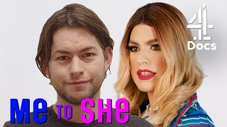 Man Gains Confidence Using A Cross-Dressing Service | Me To She