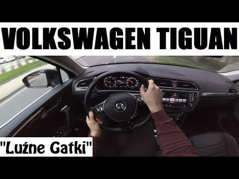 Фото к видео: 2016 Volkswagen Tiguan 2.0 TDI Test Na Luzie POV PL