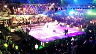 National Anthem by Rupam Islam for Pro Kabaddi League Season 2