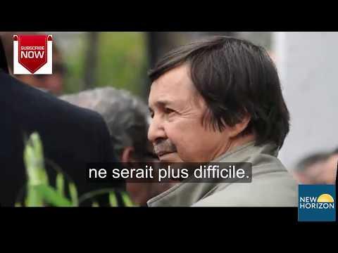 Algérie  Selon le journal londonien « El Arab » ,C'est Saïd Bouteflika qui dirige le pays