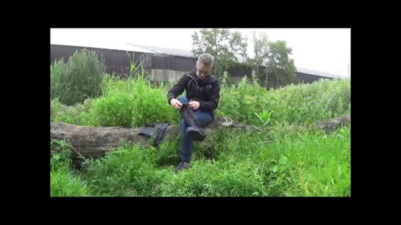 Acerbis бахилы дождевые - обзор от Moto85.ru - YouTube