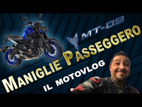 MT-09 2017 - Maniglie passeggero - ho preso un pacco!!