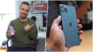 Apple iPhone 11, iPhone 11 Pro & 11 Pro Max - Meine Meinung & Ersteindruck (Deutsch) | SwagTab