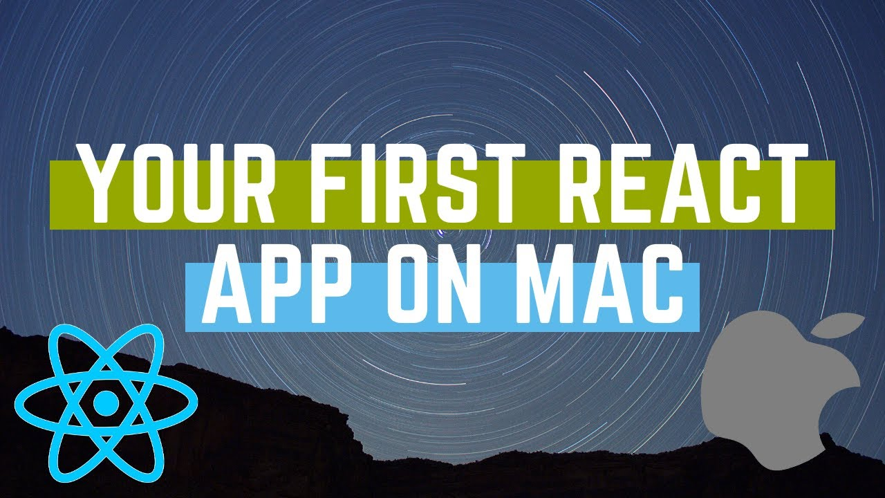 Download HOW TO INSTALL CREATE-REACT-APP: Learn how to Create a ReactJS App From Scratch | MacOS