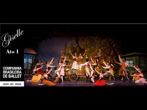 Giselle ATO I - Cia Brasileira de Ballet