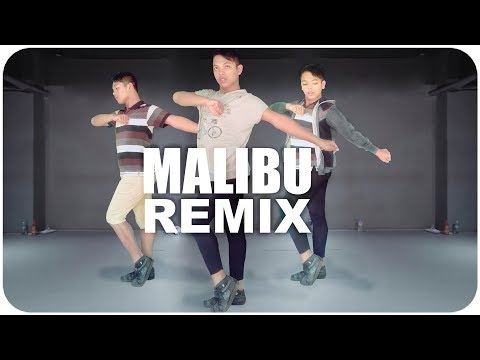 Malibu REMIX - Miley Cyrus (Alan Walker & Dillon Francis) / Dance Choreography by UQN Dance Studio