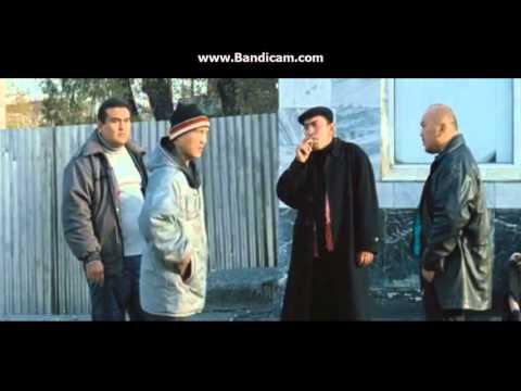 Рэкетир Саян тащит