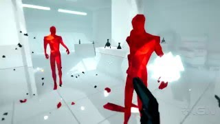 Superhot: Busting in Like the Punisher and Killing Every Drug Dealer In Sight