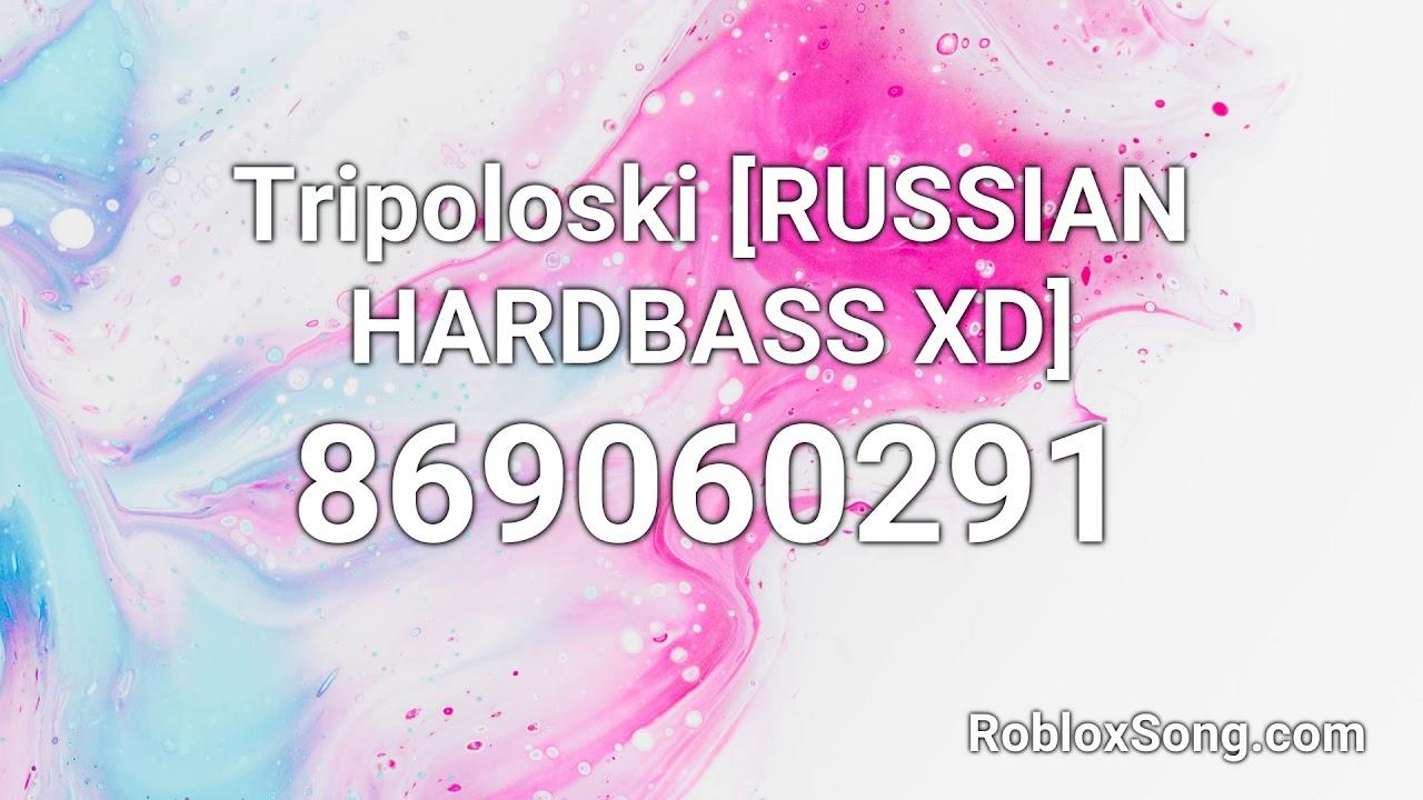 Roblox Song Id Ussr Roblox Free Offers Tripoloski Russian Hardbass Xd Roblox Id Roblox Music Code Youtube