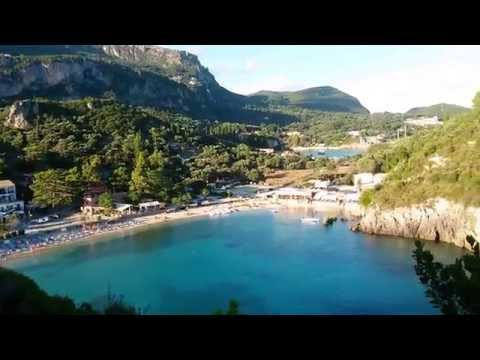Palaiokastritsa Beach, Corfu, Greece
