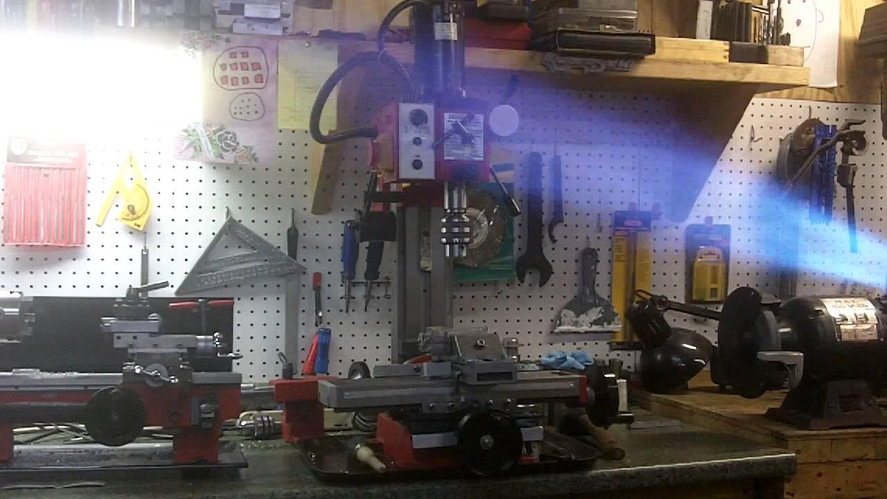 Harbor freight propane burner youtube for Mercer available loads