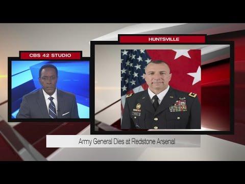 Army General dies at Redstone Arsenal