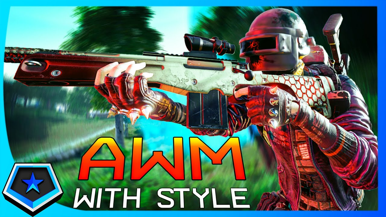 AWM SNIPER PLAYED WITH STYLE! ft. UBAH , MXEY & RARE023