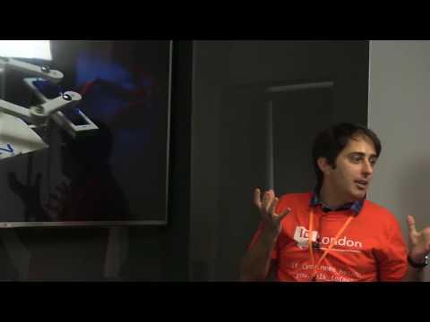 IDinLondon Conference '15 — Rodrigo Laranjo  A quick introduction to Arduino circuit boards and 3D p