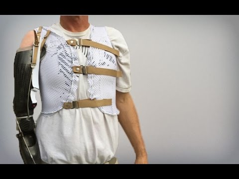 Vest Harness - Powered Control - YouTube