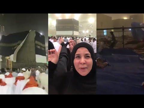 Ribut Pasir & Angin Kencang di Mekah