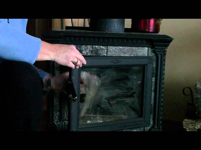 How to Clean Fireplace or Woodstove Glass: 15 Steps