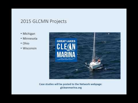 Great Lakes Clean Marina Network Meeting, February 24, 2017