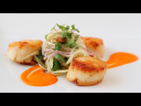 Gordon Ramsay Hell S Kitchen Scallop Recipes