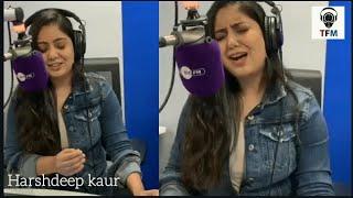 Dilbaro    Heer    live Song By Harshdeep Kaur