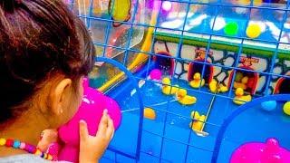 Kids Arcade Games, Splash the Duck Game, Plastic Ball Games ...