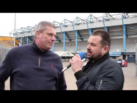 Millwall 1-0 Sheffield United: My boy Bermondsey!