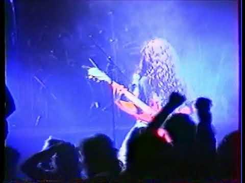 Agressor Live 1991