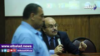 حفل تأبين رائد طب الصدر بالعالم العربي بـ «المنيل التخصصي».. صور وفيديو